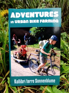 """Adventures in Urban Bike Farming"" book"